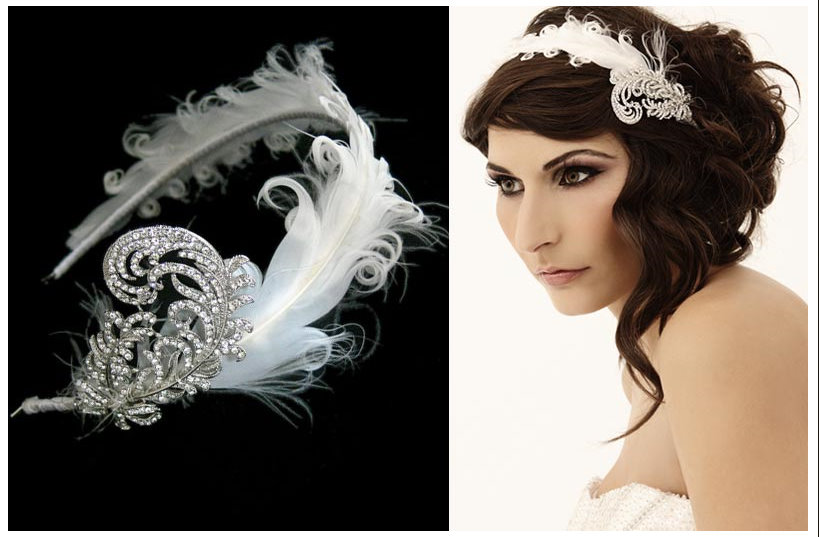 vintage bridal headpieces flo and percy mrs2bie aislinn events
