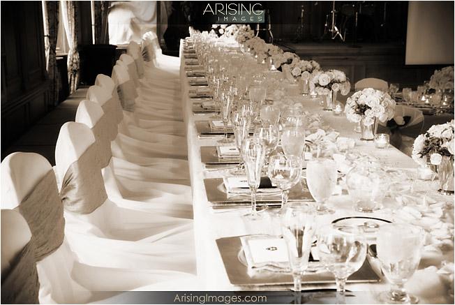 The Top Table - Aislinn Events