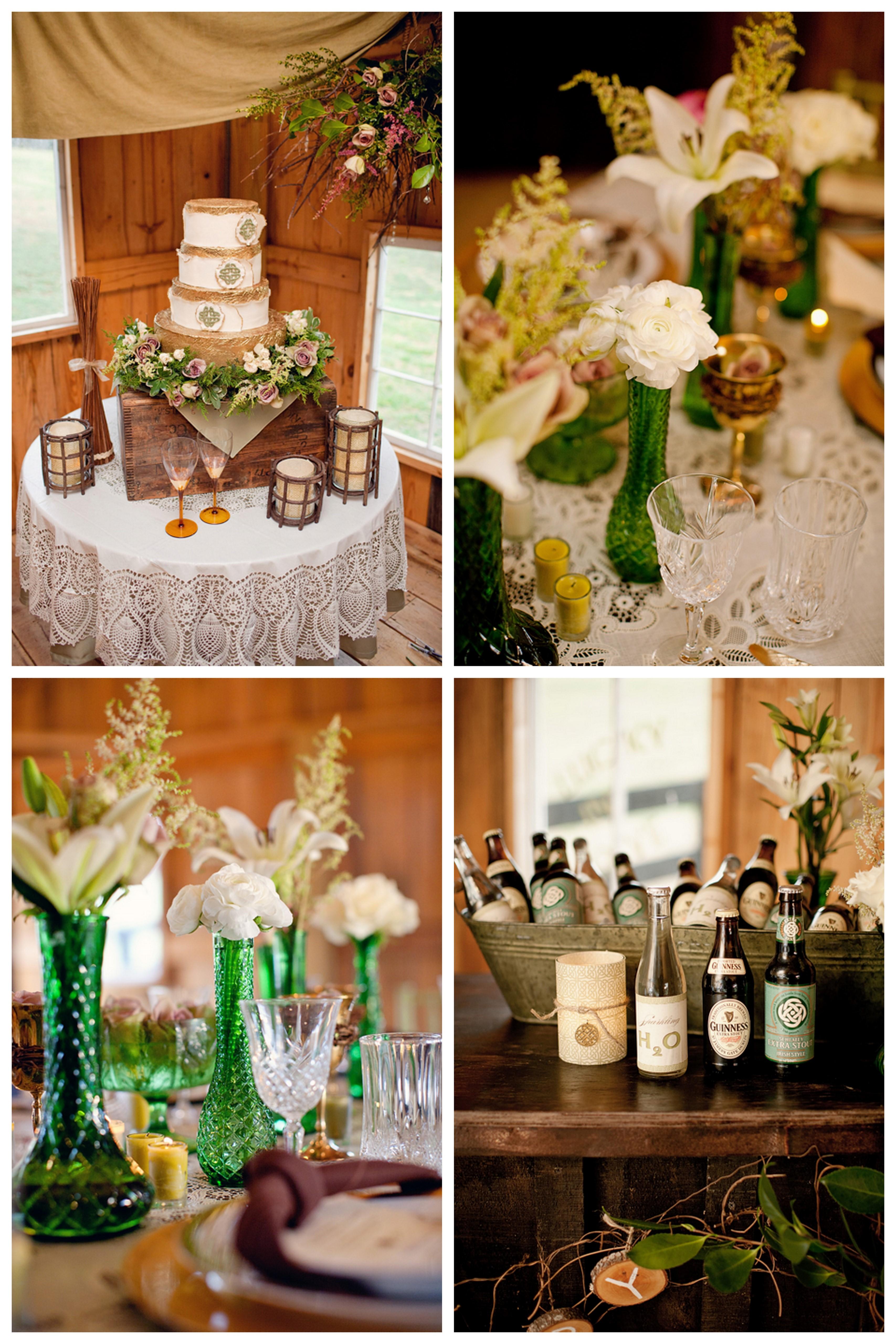 Celtic Wedding Shoot