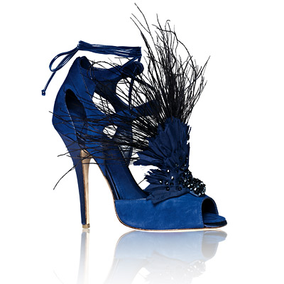 Feathers and Shoes and a Little Inspiration