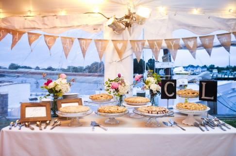 9 best images about Pie Table on Pinterest | Wedding pies, Wedding ...