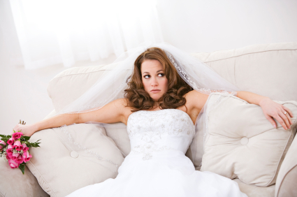 Bride regrets Priorities-I Wish