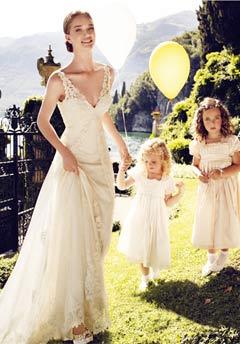 Timelines pronovias Wedding gown