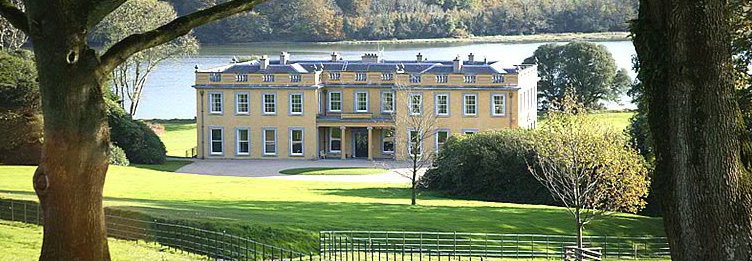 Castles and Manor Houses in youghal