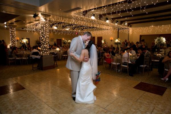 overhead lighting for weddings Always Look Up-Lighting