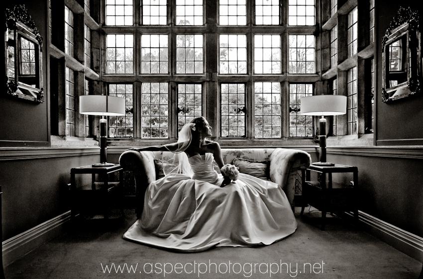 Good Bride bride sitting in chair