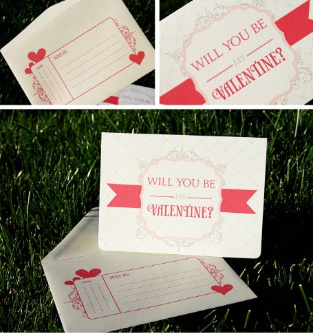 Valentines Day Love Letters