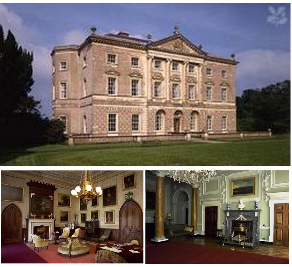 Intimate Castle Ward