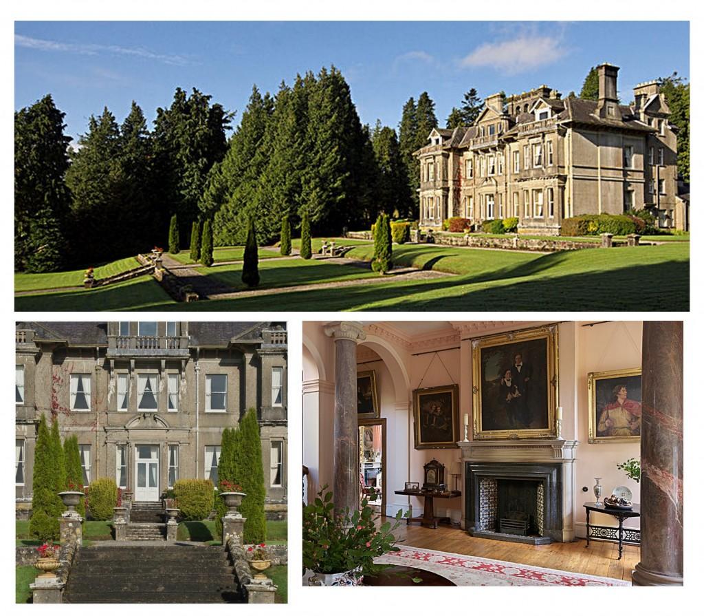 Intimate Castle Clonlais House