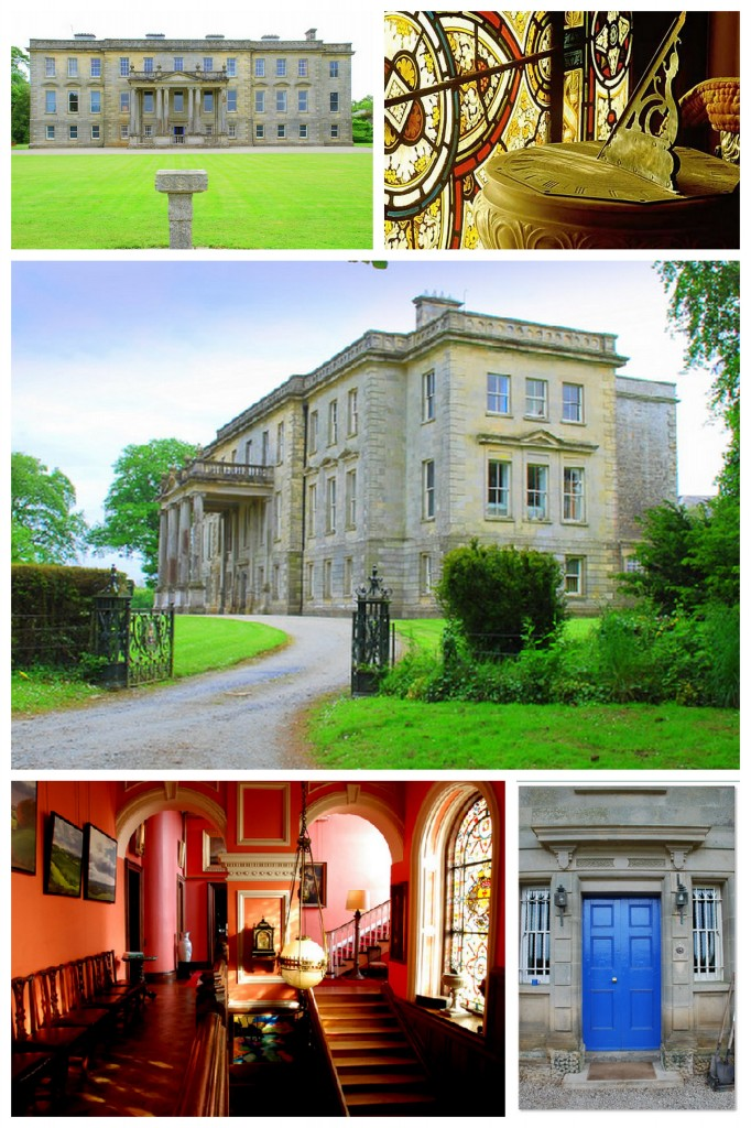 Intimate Castle collage of venues