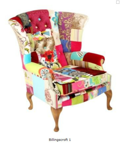 Saturday Quickie - fabulous chairs