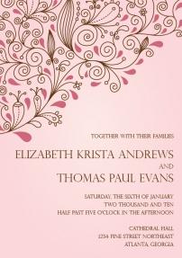 Wedding E-invitations - Aislinn Events