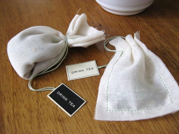 Edible Wedding Favors tea
