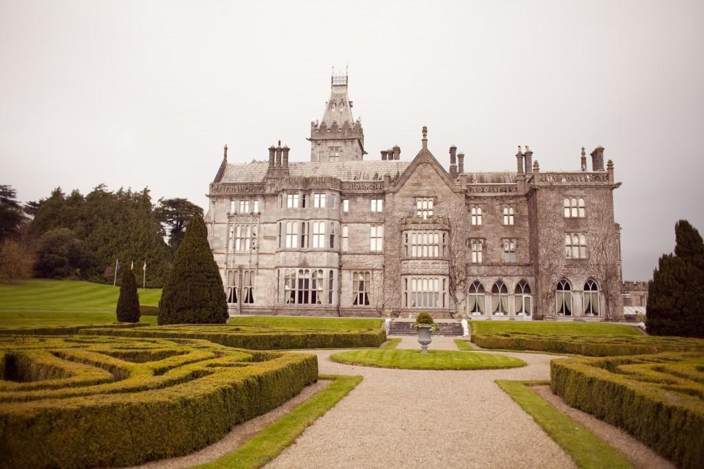 Autumnal Wedding manor house