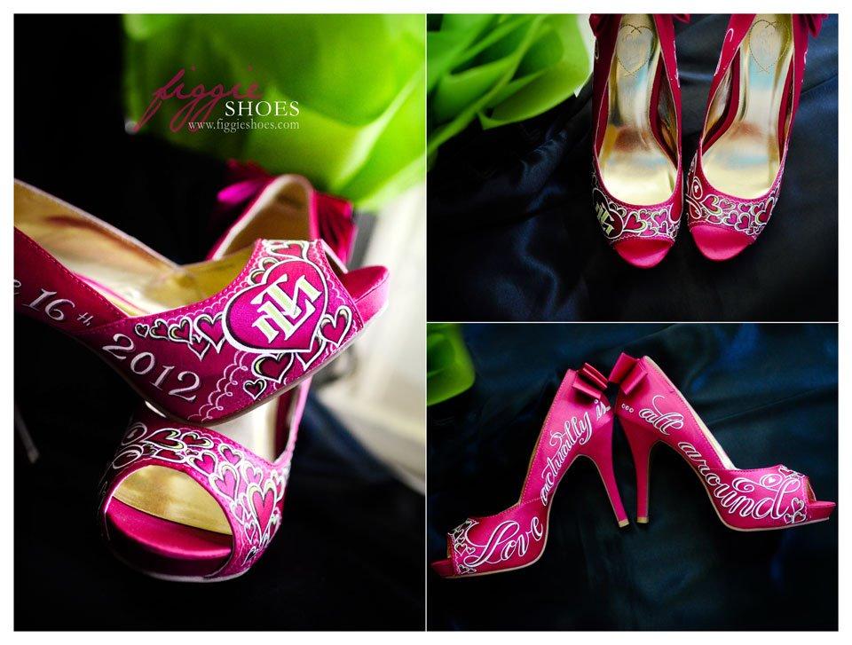 Figgies Wedding Shoes
