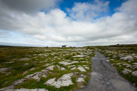 Castle and a Céilí stunning pic in the burren Castle and a Ceili