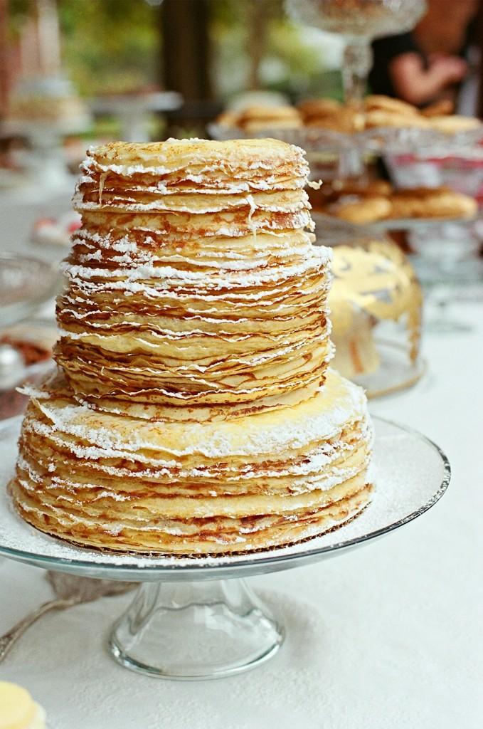 naked cakes crepe cake