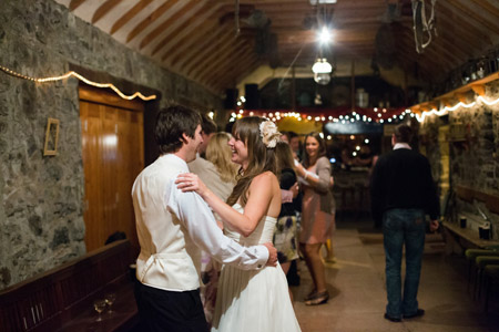 Irish barn wedding is one of the top ten reasons to get married in ireland