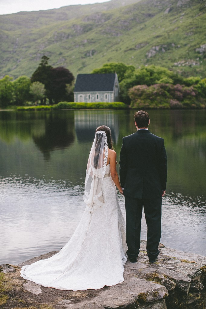 Gougane Barra Wedding is one of the top ten reasons to get married in ireland