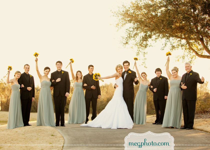 wedding group Bridal Party Roles