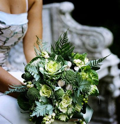 Photo7-Cabbage-Bouquet flower trends