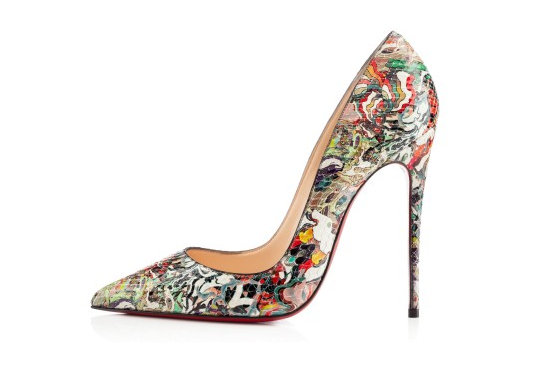 snakeskin louboutins sunday shoes