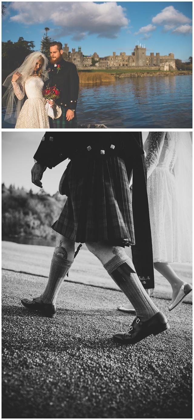 castle wedding ireland