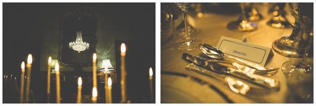 Intimate Ashford Castle wedding