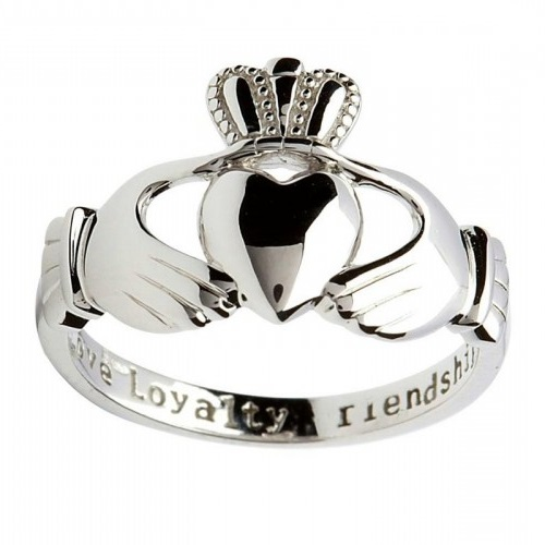john Weldon Dingle claddagh ring