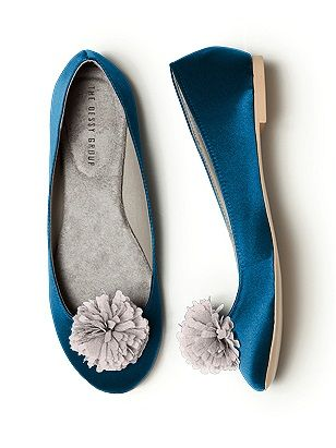 colorful bridesmaids flat shoes Sunday Shoes 3 -mixy matchy