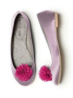 Sunday Shoes 3 -mixy matchy salmon pink shoe with pink flower