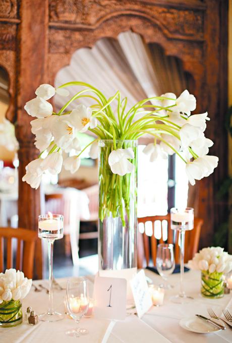 Tulip Wedding Flowers Aislinn Events