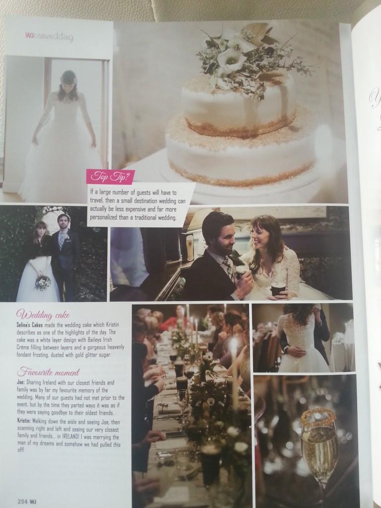 winter destination wedding Ireland