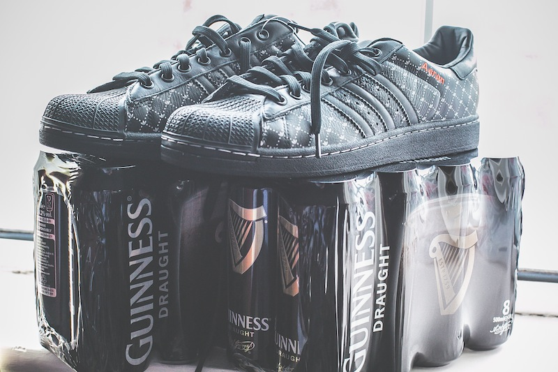 Irish wedding shoes