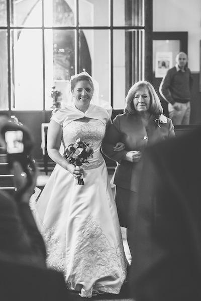 wedding Doolin Church Co Clare