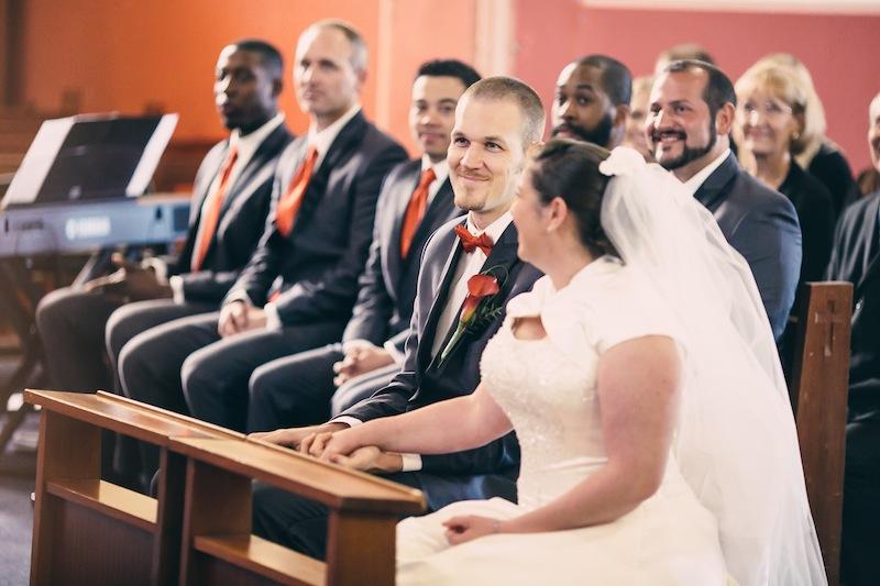 Irish wedding church Doolin
