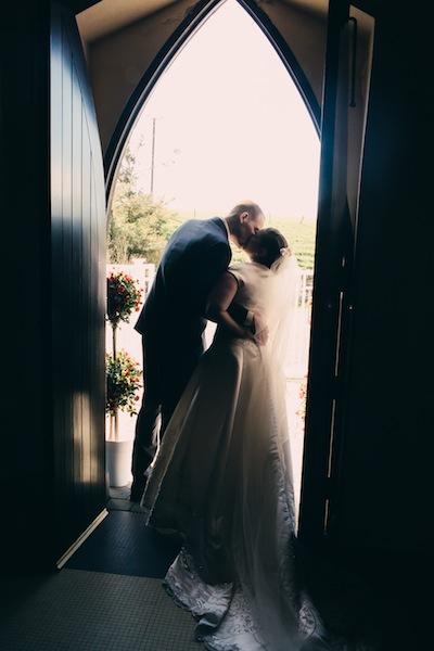 Doolin Church wedding