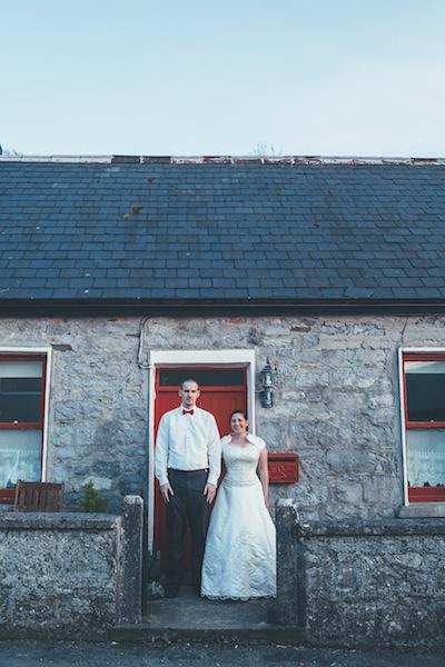 Irish Cottage wedding