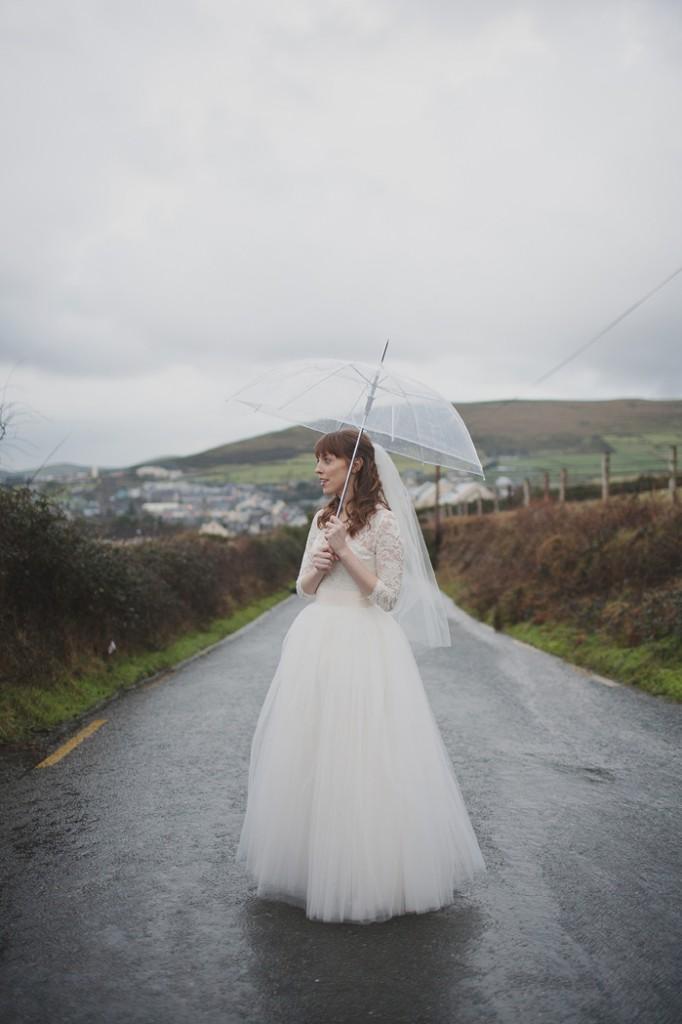 wedding umbrella Ireland