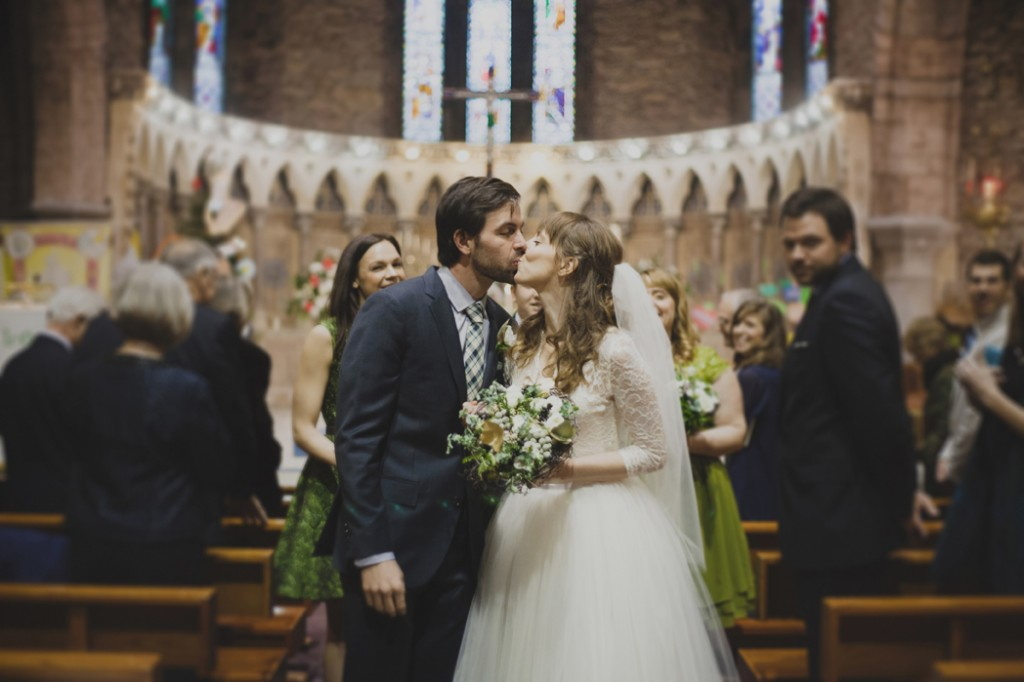 wedding St. mary's Church Dingle co kerry Ireland