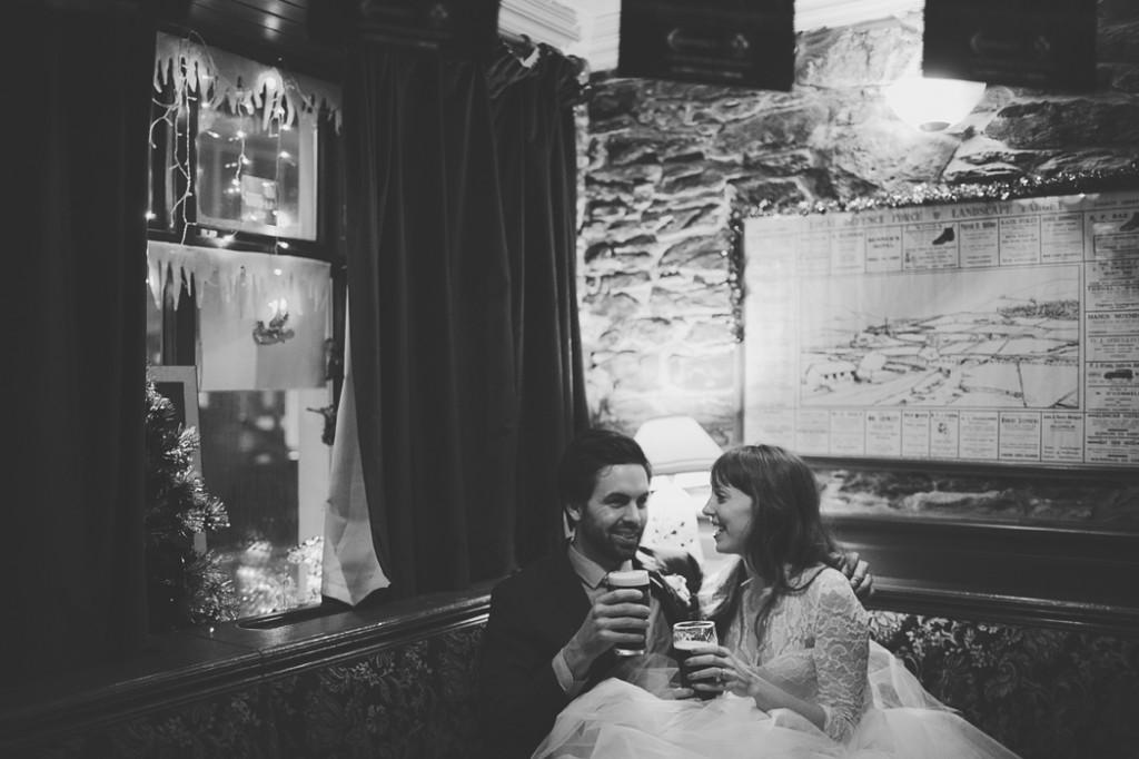 Pub wedding Ireland