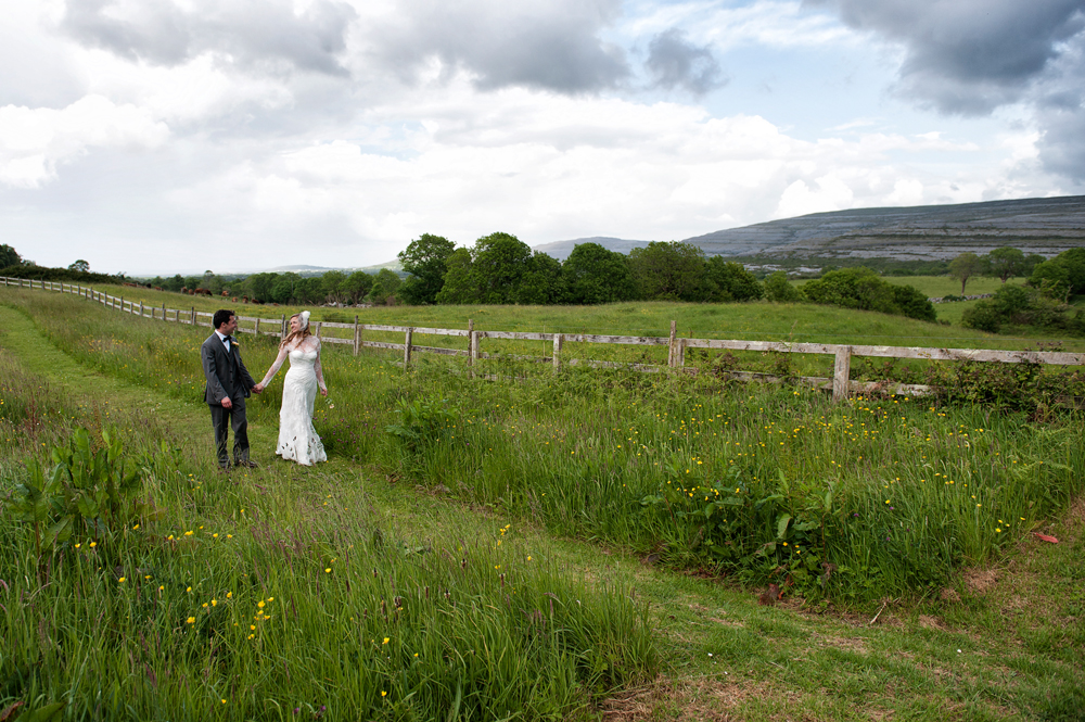 Irish destination wedding Burren Aislinn Events