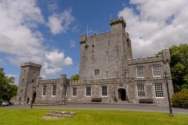 Irish castle wedding venue