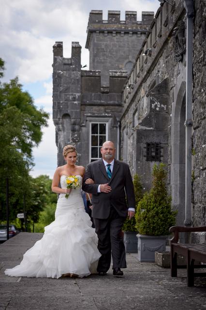 Knappogue Castle wedding