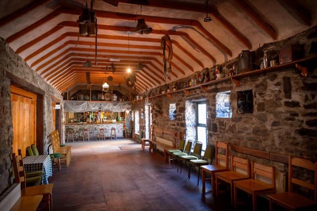 Irish barn wedding venue