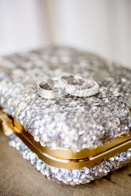 sparkle wedding accessories