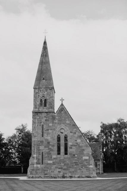 Irish Country church