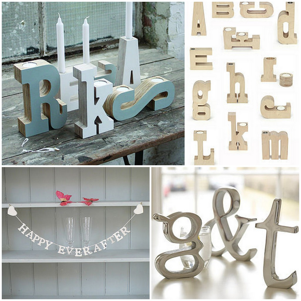 not-high-street lovely letters
