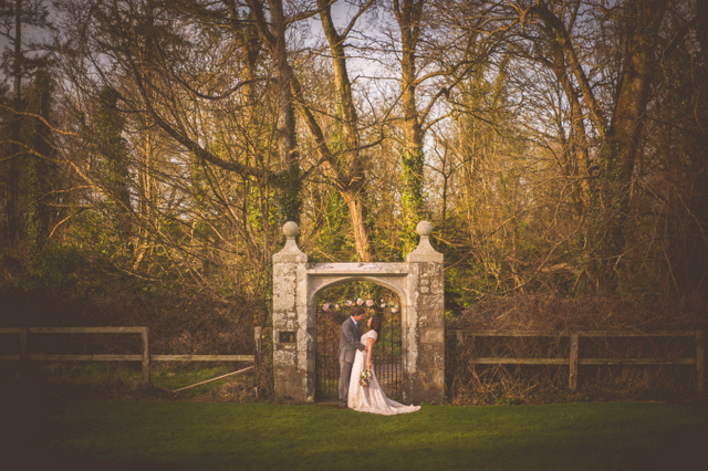 Irish destination wedding