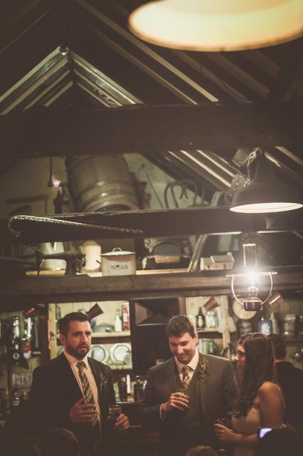 Castle wedding jack meade's pub